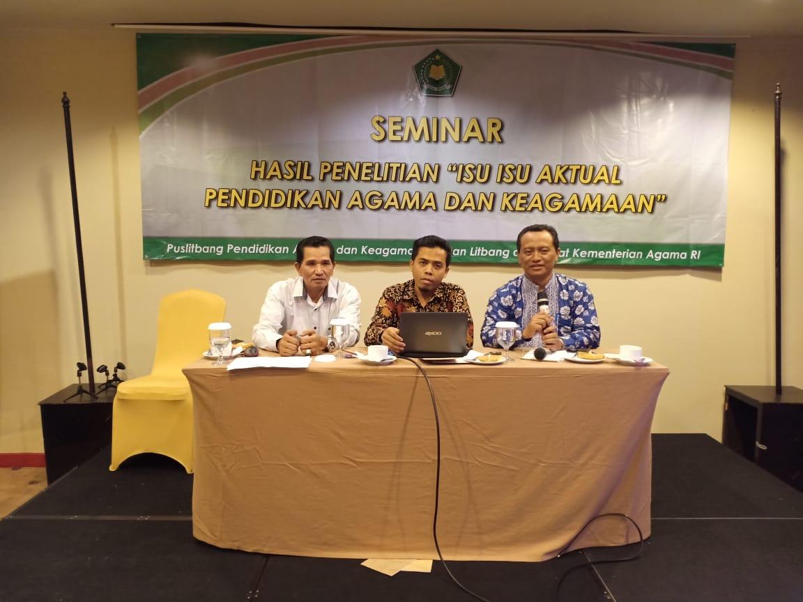 image_Kerjasama Penelitian Penda Litbang Kementerian Agama RI dengan Pascasarjana PTIQ Jakarta