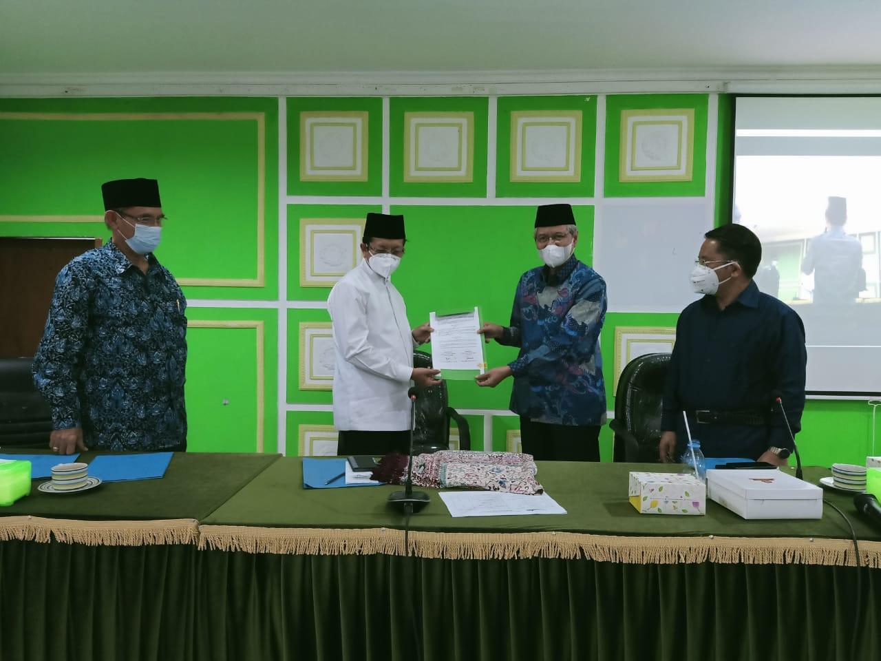 image_MoU tentang Penyelenggaraan PKU-MI dengan Institut PTIQ Jakarta
